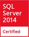 SQL Server 2014 Certified